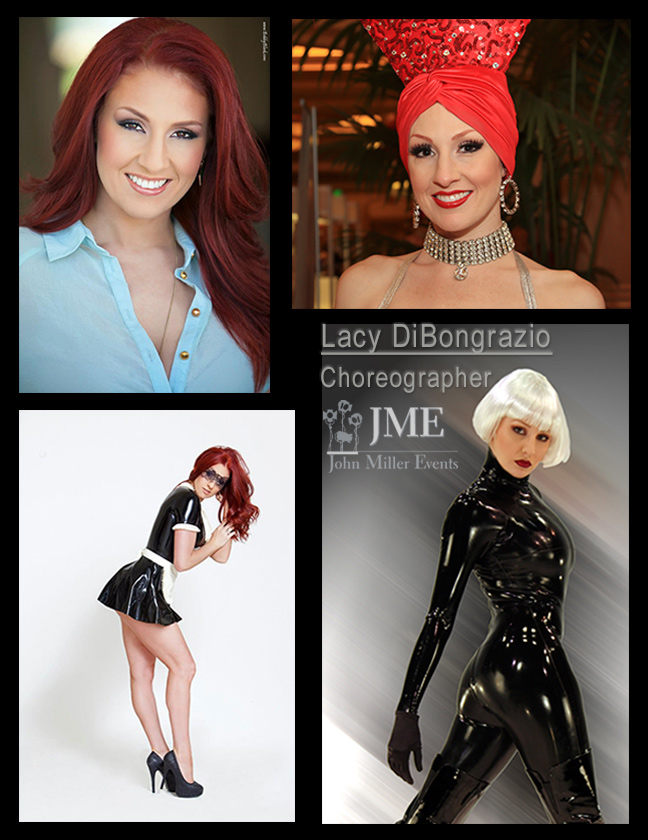 Lacy D, choreographer