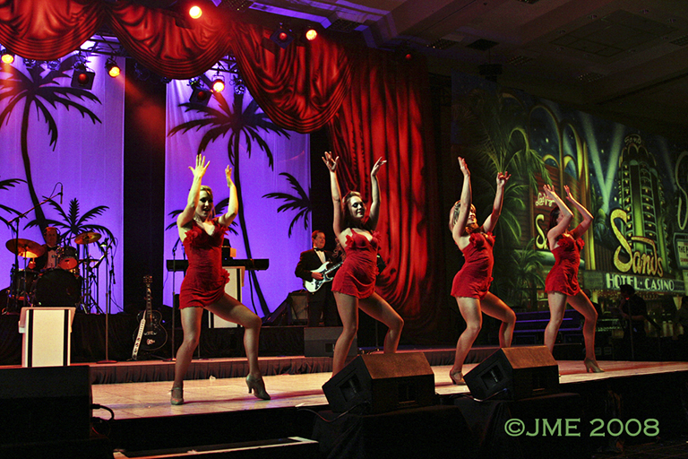 las vegas dancers-john miller events