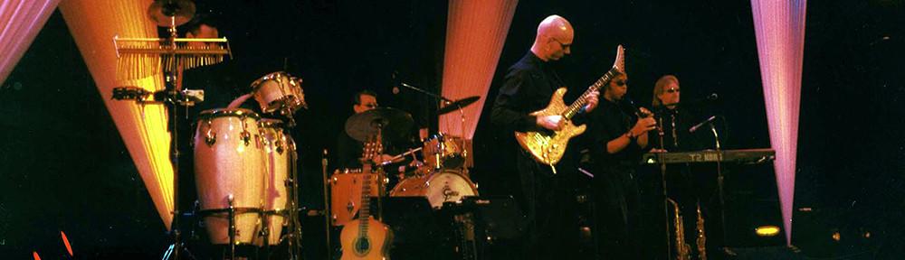 Las Vegas Jazz quartet Pyramid