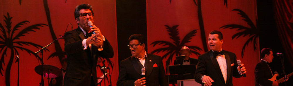 rat pack show by john miller events las vegas
