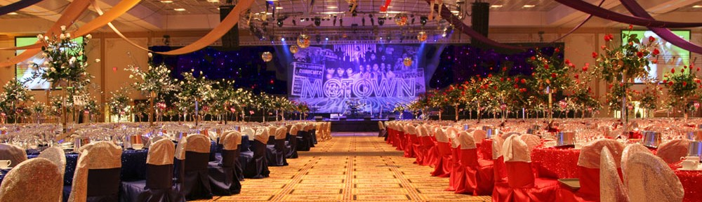 fantastic ballroom events from john miller events-las vegas