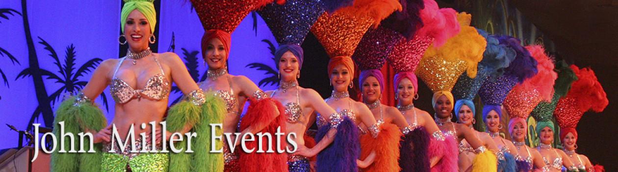 John Miller Events